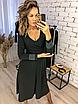 """Очень красивое женское платье с глубоким вырезом """"Marseille"""", фото 5"""