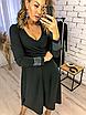 """Очень красивое женское платье с глубоким вырезом """"Marseille"""", фото 4"""