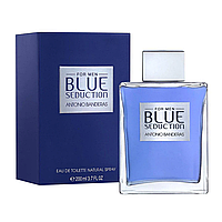 Antonio Banderas Blue Seduction For Men Туалетная вода 100 ml (Антонио Бандерас Блю Седукшн)