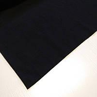Трикотаж кашкорсе Темно-синий, чулок 60см.