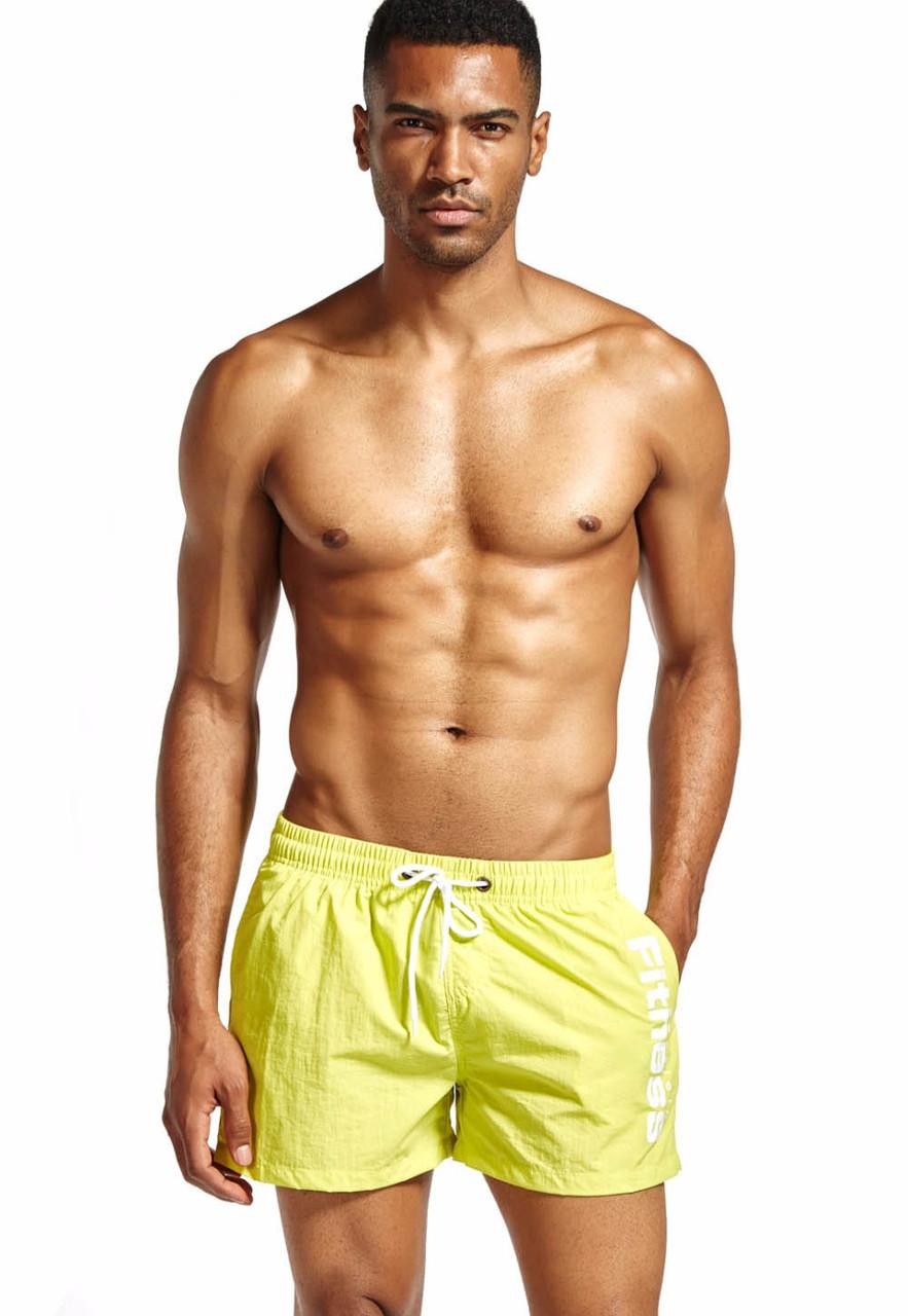 Пляжные мужские шорты Fitness