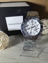 Наручные часы реплика Pandora, Пандора, цвет серебро, Унисекс