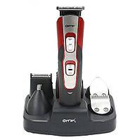 Аккумуляторная машинка для стрижки Gemei Gm-592 10 в 1 набор для стрижки волос и бороды (bks_01623)