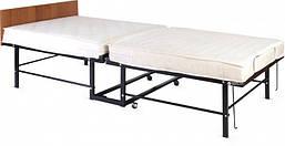 Кровать Раскладная с Ортопедическим Матрасом Комфорт
