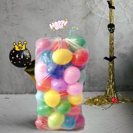 Пакет для шаров прозрачный
