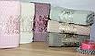 Банные турецкие полотенца Lux ELLA, фото 2