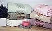 Банные турецкие полотенца Lux ELLA, фото 4