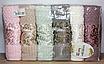 Банные турецкие полотенца Lux ELLA, фото 3