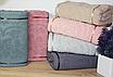 Банные турецкие полотенца Lux DORA, фото 3
