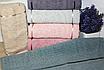 Банные турецкие полотенца Lux DORA, фото 4