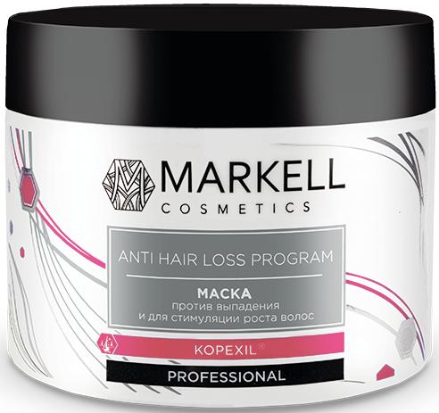 Маска против выпадения и для стимуляции роста волос