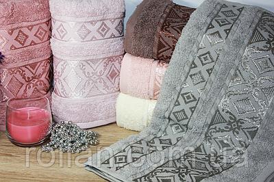 Банные турецкие полотенца FALFA