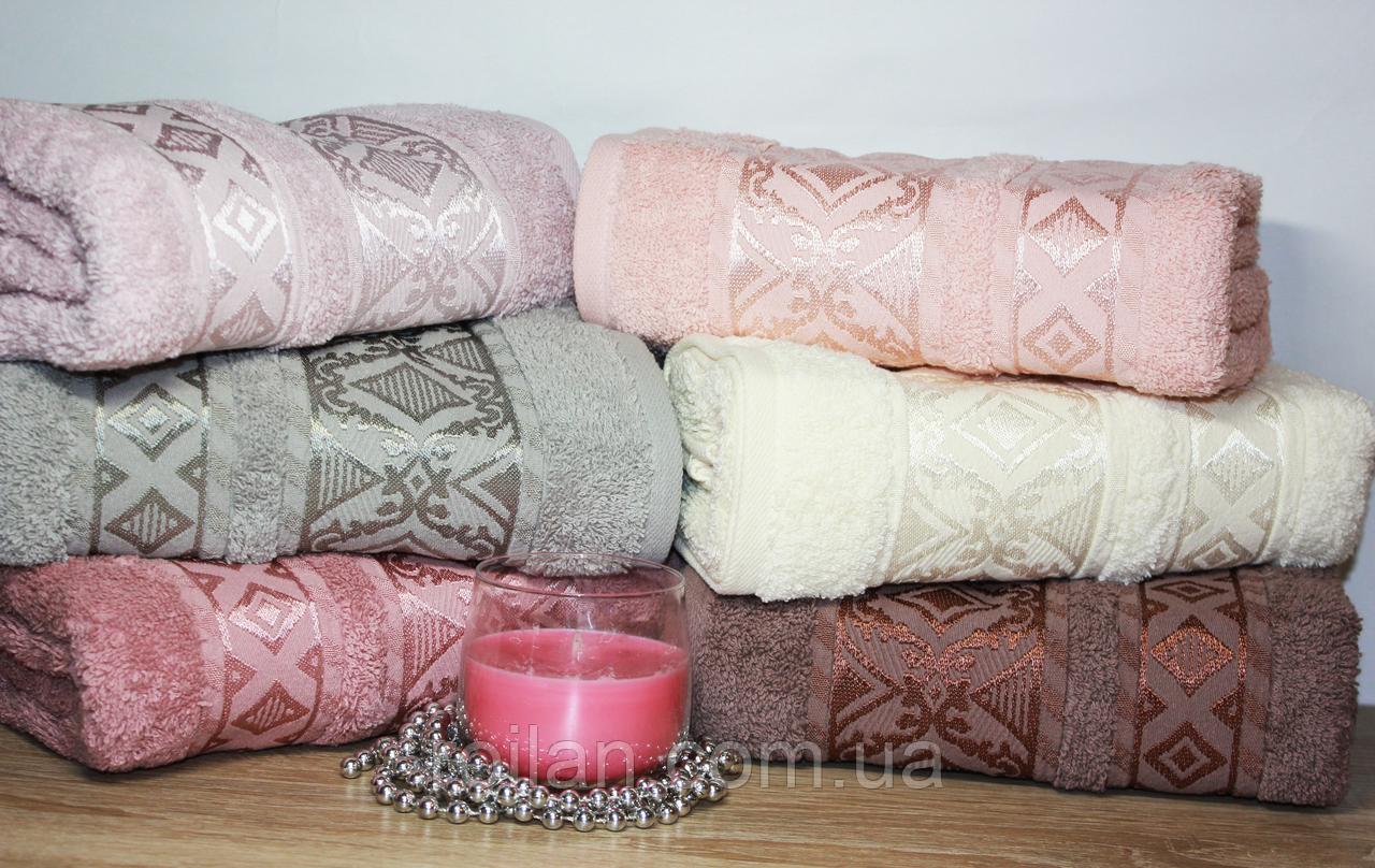 Метровые турецкие полотенца FALFA
