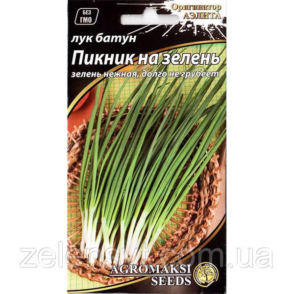 "Семена лука на зелень ""Пикник на зелень"" (0,5 г) от Agromaksi seeds"