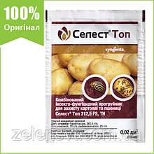 """Протруйник картоплі та озимої пшениці """"Селест Топ"""" 20 мл від Syngenta, Швейцарія (оригінал)"""