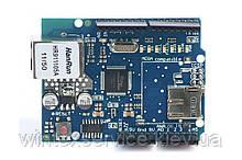Модуль Ethernet shield W5100 R3 UNO omega 2560 1280 328