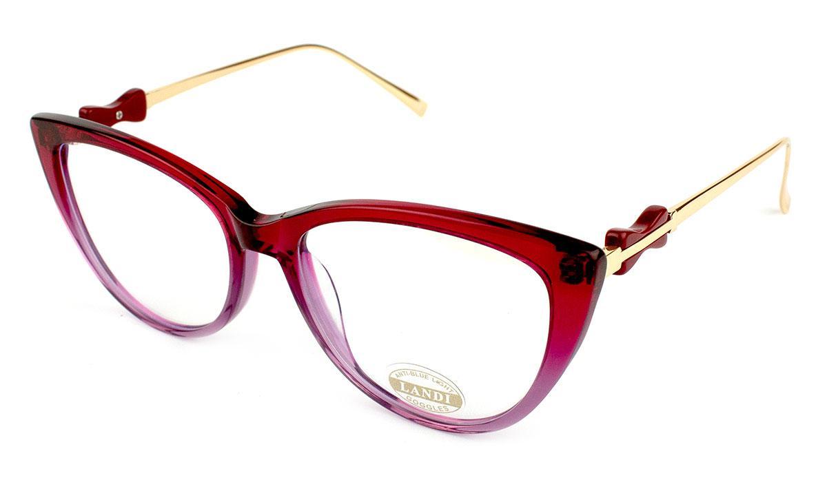 Компьютерные очки Landi 0476-C2-2 Blue Blocker 100% Защита