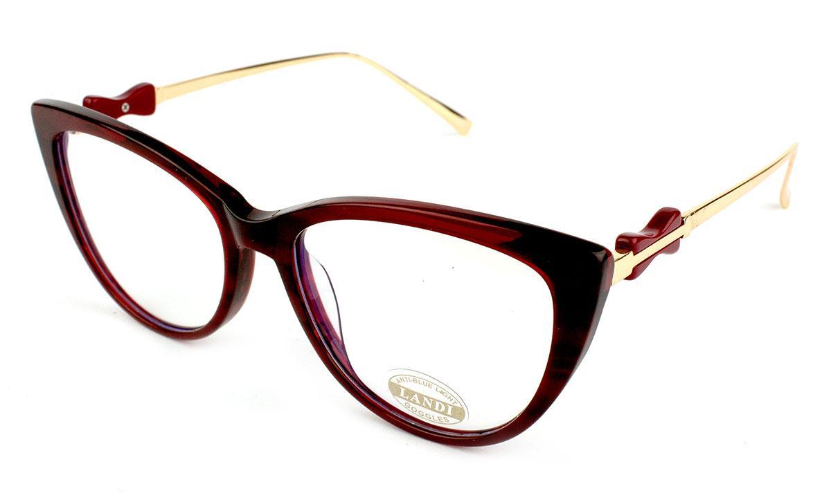 Компьютерные очки Landi 0476-C2 Blue Blocker 100% Защита