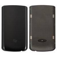 Задняя крышка батареи для Fly DS130, черная, Original, #314300177