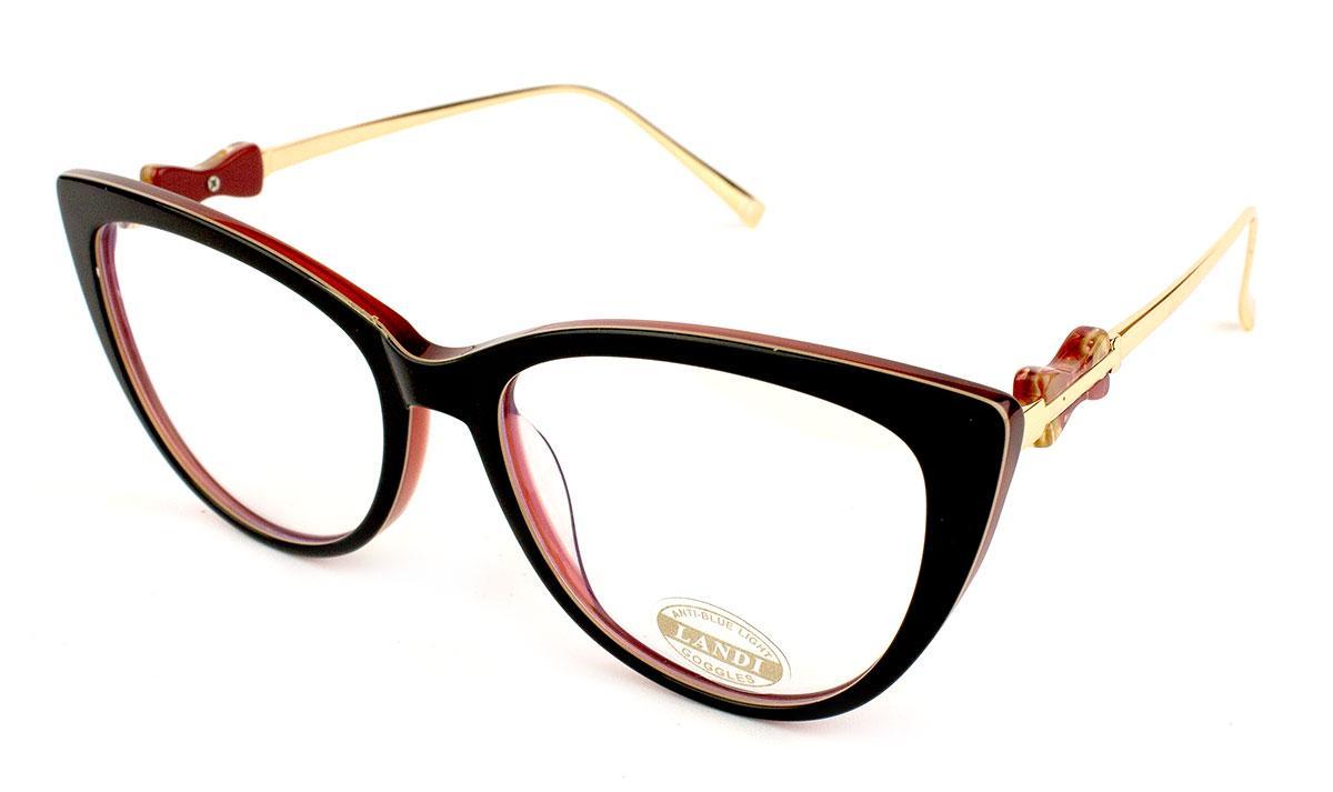 Компьютерные очки Landi 0476-C5 Blue Blocker 100% Защита