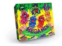 """Безопасный образовательный набор для проведения опытов """"Crazy Slime"""" 4в1 SLM-03"""