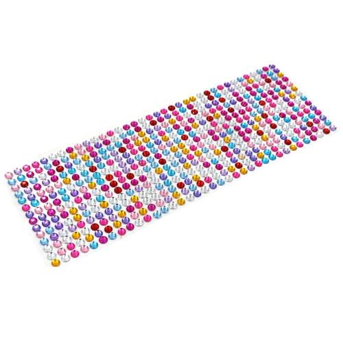 750 стразов камешков 3мм для скрапбукинга ногтей нейл-арт