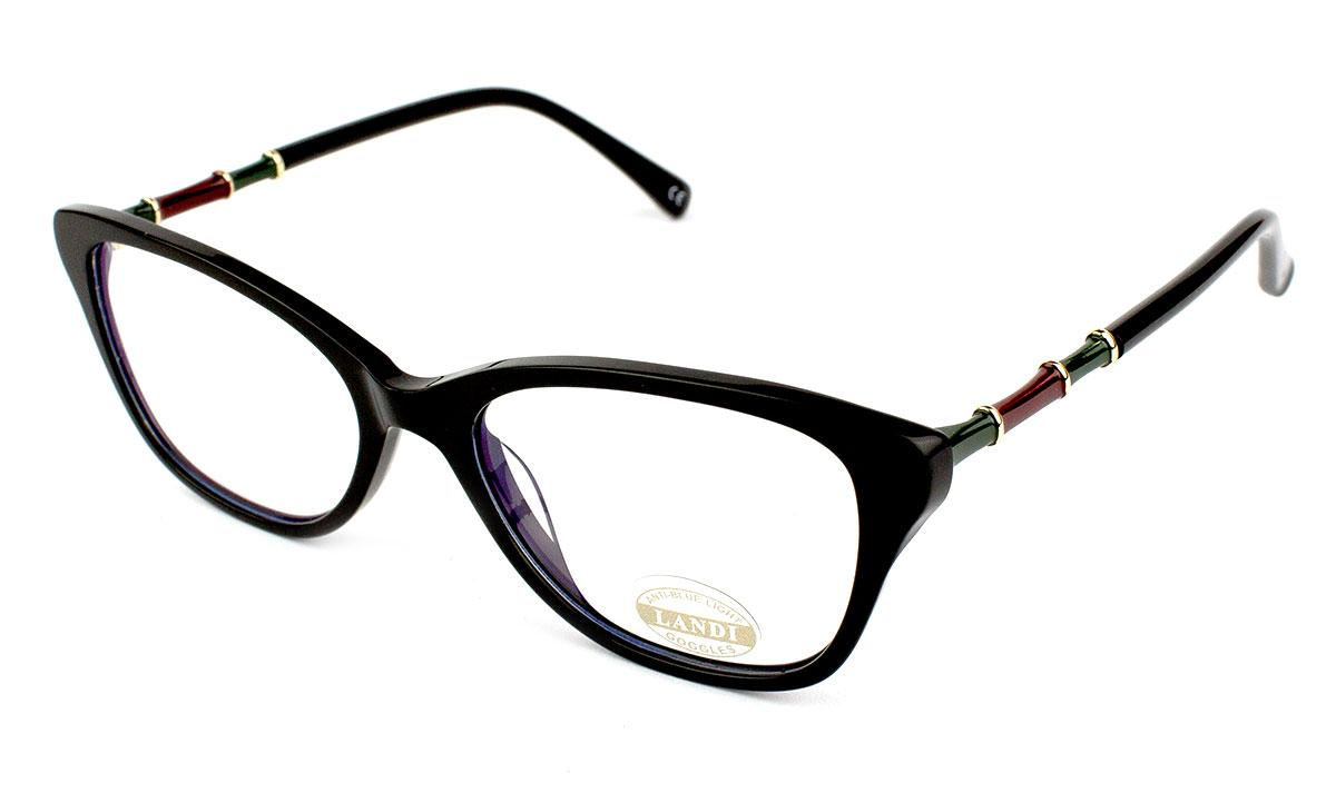 Компьютерные очки Landi 0537-C1 Защита 100%