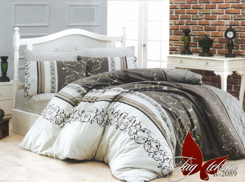 Комплект постельного белья двухспальный R2089