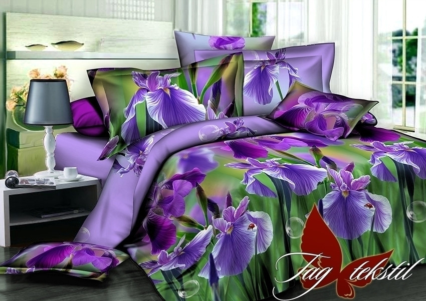Комплект постельного белья Евро XHY226