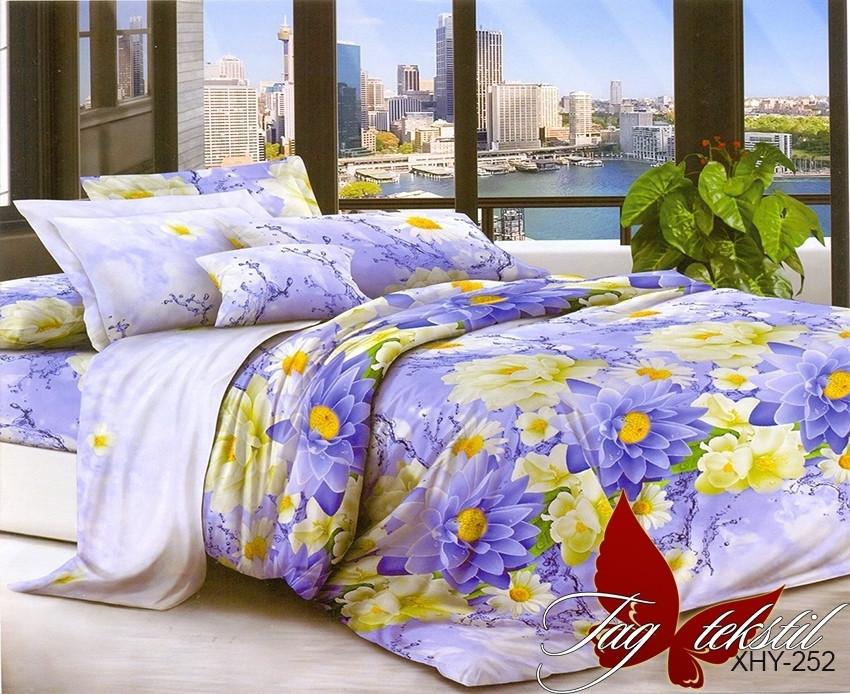 Комплект постельного белья Евро XHY252