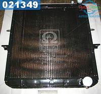Радиатор водяного охлаждения МАЗ 64229 (4 рядный ) (производство  ШААЗ)  64229-1301010