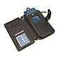 Мужской Кошелек Портмоне Baellerry (S6712) для Телефона с Ремешком Темно-Коричневый, фото 7