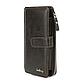 Мужской Кошелек Портмоне Baellerry (S6712) для Телефона с Ремешком Темно-Коричневый, фото 2