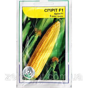 """Насіння кукурудзи цукрової, ультраранньої, врожайною """"Спірит"""" F1 (5 г) від Syngenta, Голландія"""