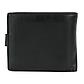 Кошелек Мужской Baellerry Бумажник Маленький Черный (D1305), фото 5