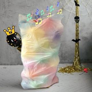 Пакет для шаров белый