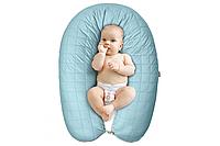 Стеганная подушка для беременных и кормления, 35х200см
