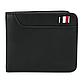 Мужской Кошелек Бумажник Baellerry France Mini (D9152) Маленький для Карточек Черный, фото 3