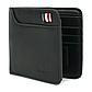 Мужской Кошелек Бумажник Baellerry France Mini (D9152) Маленький для Карточек Черный, фото 2