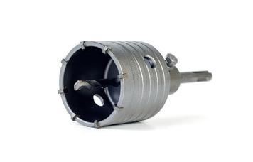 Сверло корончатое SDS-PLUS по бетону 125 мм