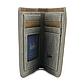 Мужской Кошелек Бумажник Baellerry (D1152) Маленький Искусственная Кожа Серый, фото 4