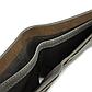 Мужской Кошелек Бумажник Baellerry (D1152) Маленький Искусственная Кожа Серый, фото 7