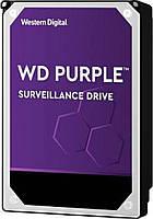 Накопитель HDD SATA 10.0TB WD Purple 7200rpm 256MB (WD101PURZ)
