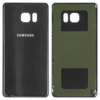 Задняя панель корпуса для Samsung N930FGalaxy Note 7, черная