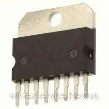 Микросхема TDA7261 демонтаж