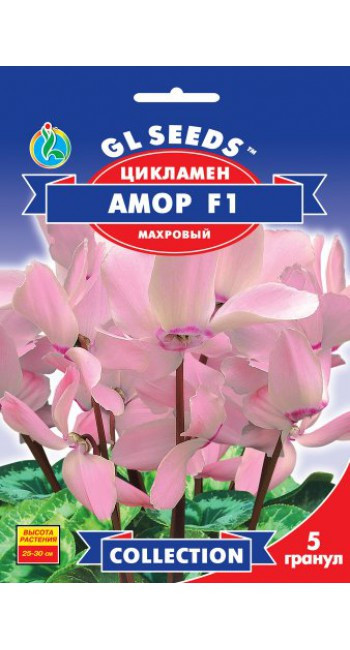 Семена Цикламен F1 Амор