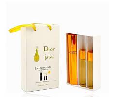Мини-парфюм с феромонами женский DI0R J'adore  3х15мл