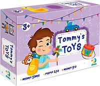 """Гра  з картками """"Іграшки Томмі""""  300201"""