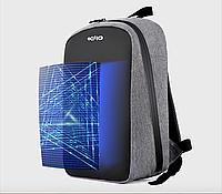 LED Рюкзак с анимационным дисплеем ID&ND A1