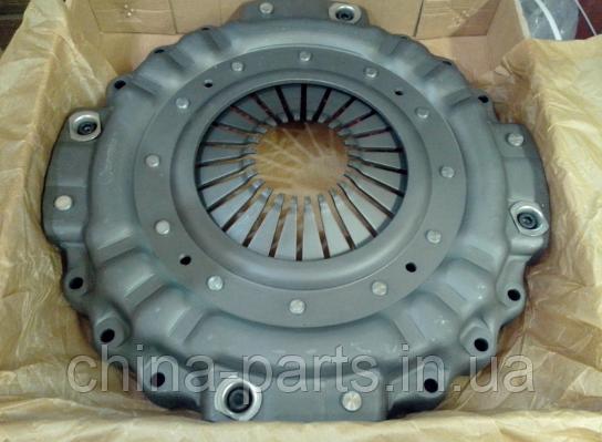 Корзина сцепления  SHAANXI 430 нажимная лепестковая DZ9114160024